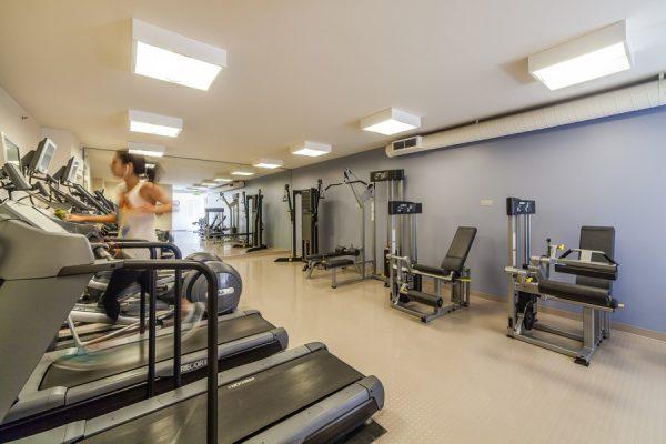 Full Service Fitness Center