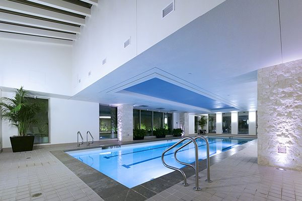 Indoor Pool, Spa & Sauna