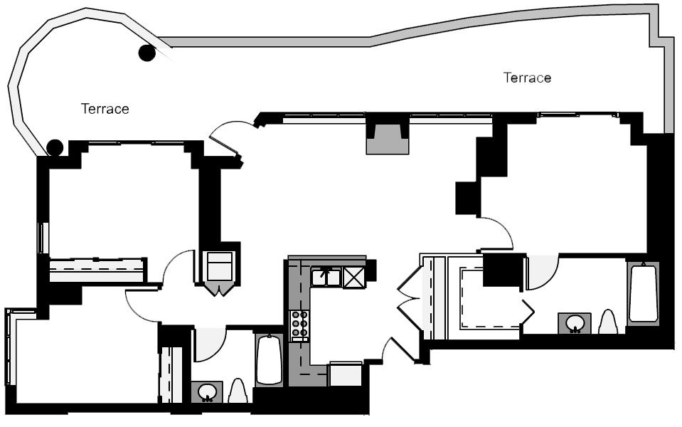 181 Fremont St Floor Plans Socketsite Plans For Landmark