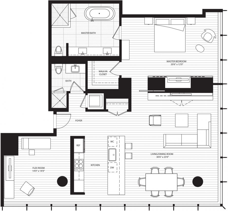 H 01 a spot skybox realty for 1200 post oak floor plans
