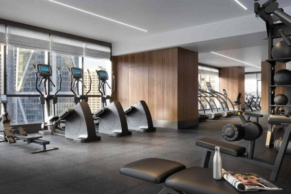 Equinox Curated Gym